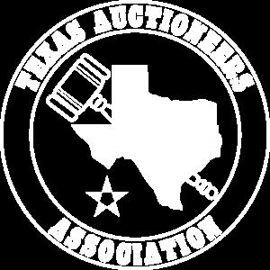 Texas Auctioneer Association seal